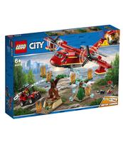 KLOCKI LEGO CITY SAMOLOT STRAŻACKI 60217