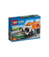 KLOCKI LEGO CITY ŚMIECIARKA 60118