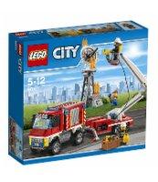 KLOCKI LEGO CITY STRAŻACKI WÓZ TECHNICZNY 60111