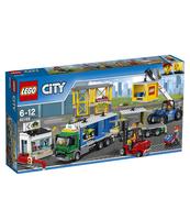 KLOCKI LEGO CITY TERMINAL TOWAROWY 60169