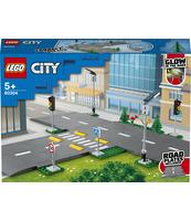 KLOCKI LEGO® CITY TOWN PŁYTY DROGOWE 60304