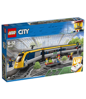 KLOCKI LEGO CITY TRAINS POCIĄG PASAŻERSKI 60197