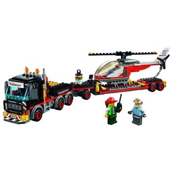 KLOCKI LEGO CITY TRANSPORTER CIĘŻKICH ŁADUNKÓW 60183