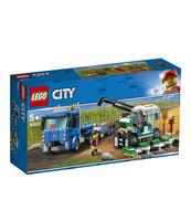KLOCKI LEGO CITY TRANSPORTER KOMBAJNU 60223