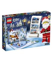 KLOCKI LEGO CITY KALENDARZ ADWENTOWY 60235