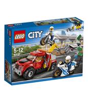 KLOCKI LEGO CITY POLICE ESKORTA POLICYJNA 60137