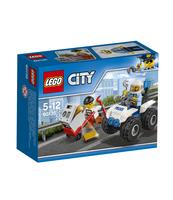 KLOCKI LEGO CITY POLICE POŚCIG MOTOCYKLEM 60135