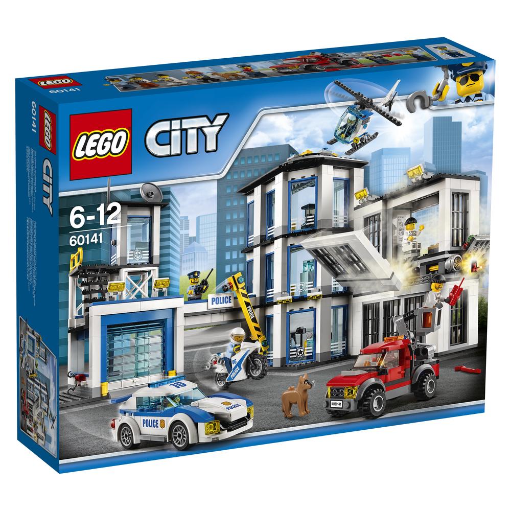 Klocki Lego City Police Posterunek Policji 60141 Selgros24pl