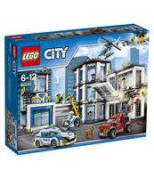 KLOCKI LEGO CITY POLICE POSTERUNEK POLICJI 60141