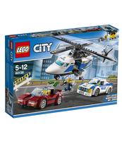 KLOCKI LEGO CITY POLICE SZYBKI POŚCIG 60138