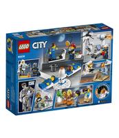 KLOCKI LEGO CITY SPACE PORT BADANIA KOSMICZNE — ZESTAW MINIFIGUREK 60230
