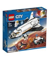 KLOCKI LEGO CITY SPACE PORT 'WYPRAWA BADAWCZA NA MARSA 60226