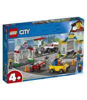 KLOCKI LEGO CITY TOWNCENTRUM MOTORYZACYJNE 60232