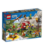 KLOCKI LEGO CITY TOWN NIESAMOWITE PRZYGODY 60202