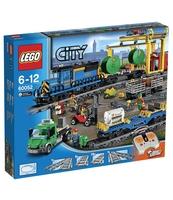 KLOCKI LEGO CITY POCIĄG TOWAROWY 60052
