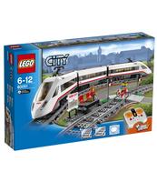 KLOCKI LEGO CITY SUPERSZYBKI POCIĄG 60051