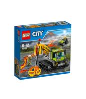 KLOCKI LEGO CITY ŁAZIK WULKANICZNY 60122