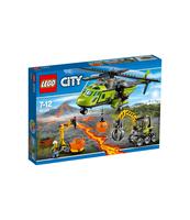 KLOCKI LEGO CITY HELIKOPTER DOSTAWCZY 60123
