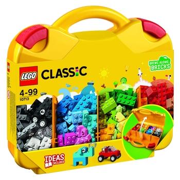 KLOCKI LEGO CITY CLASSIC KREATYWNA WALIZKA 10713