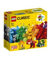 KLOCKI LEGO CLASSIC KLOCKI + POMYSŁY 11001