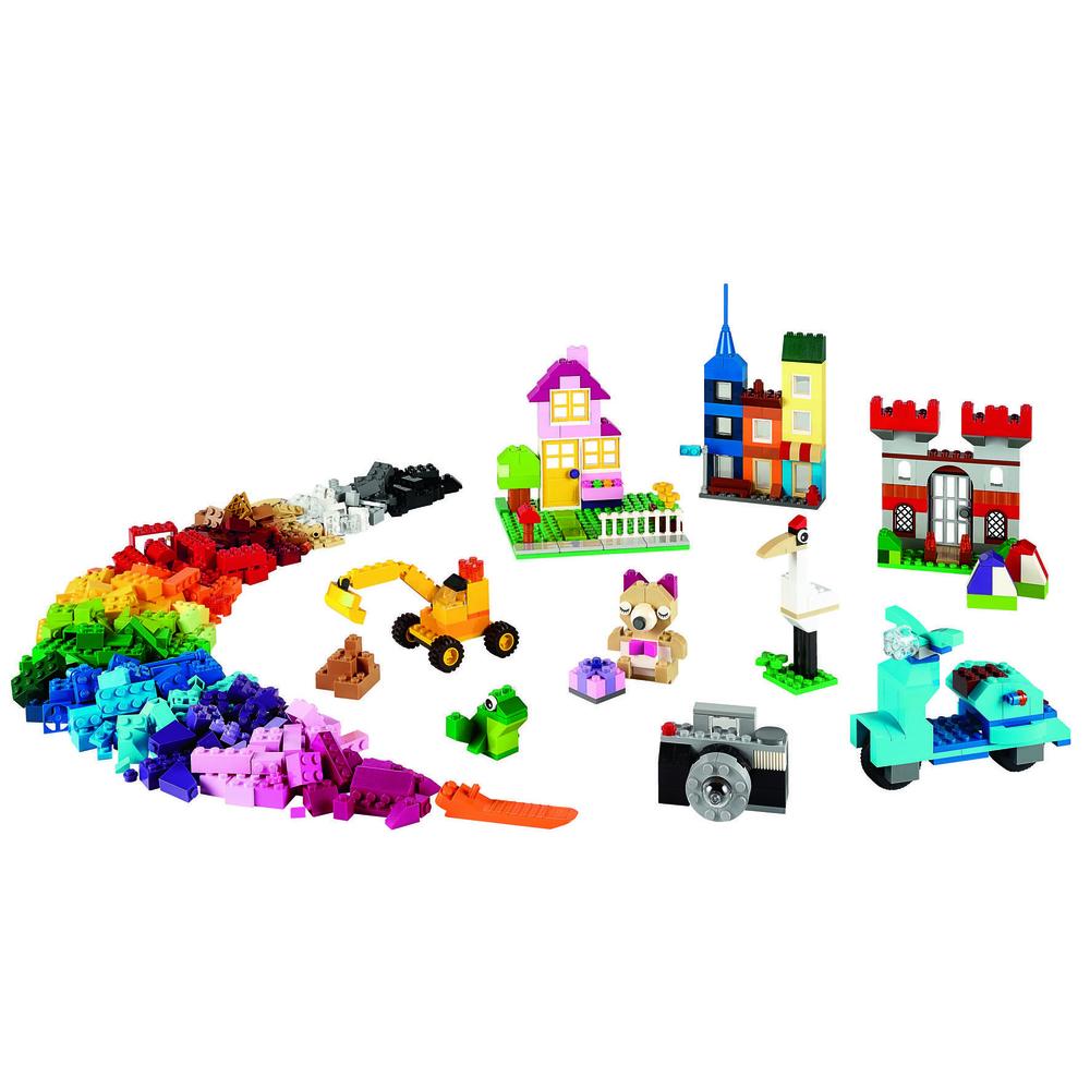 KLOCKI LEGO CLASSIC KREATYWNE KLOCKI LEGO®, DUŻE PUDEŁKO 10698