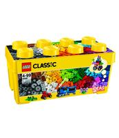KLOCKI LEGO CLASSIC KREATYWNE KLOCKI LEGO®, ŚREDNIE PUDEŁKO 10696