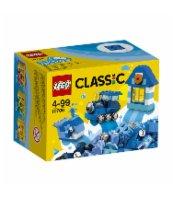 KLOCKI LEGO CLASSIC NIEBIESKI ZESTAW KREATYWNY 10706