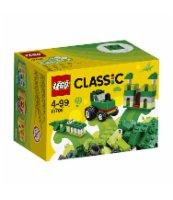KLOCKI LEGO CLASSIC ZIELONY ZESTAW KREATYWNY 10708