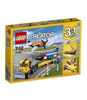 KLOCKI LEGO CREATOR AIRPORT POKAZY LOTNICZE 31060