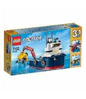 KLOCKI LEGO CREATOR BADACZ OCEANÓW 31045