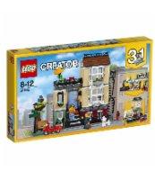 KLOCKI LEGO CREATOR DOM PRZY ULICY PARKOWEJ 31065