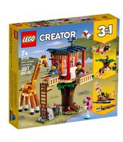 KLOCKI LEGO® CREATOR DOMEK NA DRZEWIE NA SAFARI (31116)