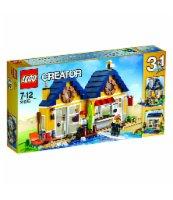 KLOCKI LEGO CREATOR DOMEK NA PLAŻY 31035