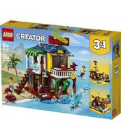 KLOCKI LEGO® CREATOR DOMEK SURFERÓW NA PLAŻY 31118