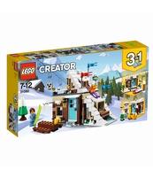 KLOCKI LEGO CREATOR FERIE ZIMOWE 31080