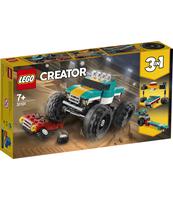 KLOCKI LEGO CREATOR MONSTER TRUCK 31101