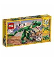 KLOCKI LEGO CREATOR POTĘŻNE DINOZAURY 31058