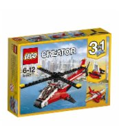 KLOCKI LEGO CREATOR POŻERACZ PRZESTWORZY 31057