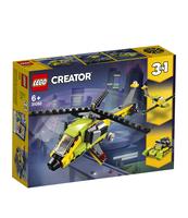 KLOCKI LEGO CREATOR PRZYGODA Z HELIKOPTEREM 31092