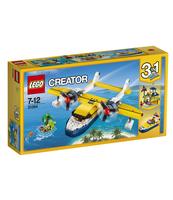 KLOCKI LEGO CREATOR PRZYGODY NA WYSPIE 31064