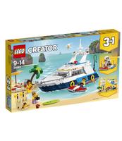 KLOCKI LEGO CREATOR PRZYGODY W PODRÓŻY 31083