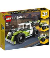 KLOCKI LEGO CREATOR RAKIETOWY SAMOCHÓD 31103