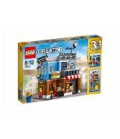 KLOCKI LEGO CREATOR SKLEP NA ROGU 31050