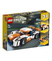 KLOCKI LEGO CREATOR SŁONECZNA WYŚCIGÓWKA 31089