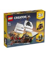 KLOCKI LEGO CREATOR STATEK PIRACKI 31109