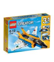 KLOCKI LEGO CREATOR SUPER ŚCIGACZ 31042