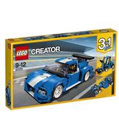 KLOCKI LEGO CREATOR TRACK RACER TURBO 31070