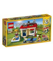 KLOCKI LEGO CREATOR WAKACJE NA BASENIE 31067