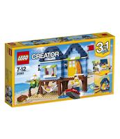 KLOCKI LEGO CREATOR WAKACJE NA PLAŻY 31063