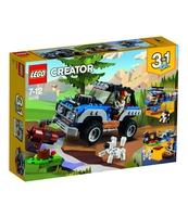 KLOCKI LEGO CREATOR ZABAWY NA DWORZE 31075